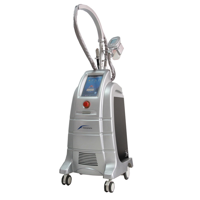 ETG50-3S vertical criolipolisys machine , beauty salon cryolipolysis slimming machine , fat reduce 3